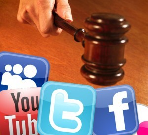 Social media evidence in divorce cases