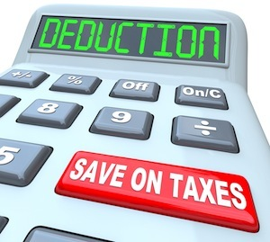 Tax deductibility of attorney fees in divorce