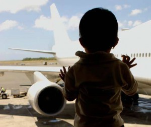 Traveling internationally with children 300x252