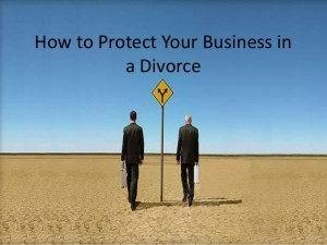Protect your business in a divorce 300x225