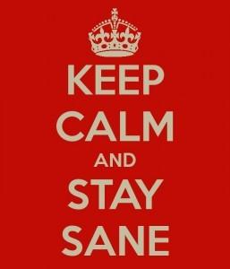 Stay sane 257x300