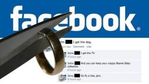 Social media and divorce 300x171