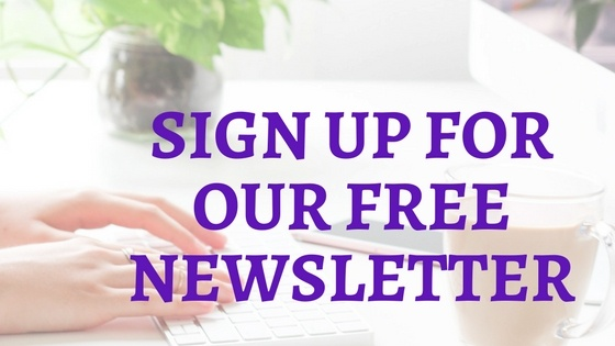 second newsletter sign up