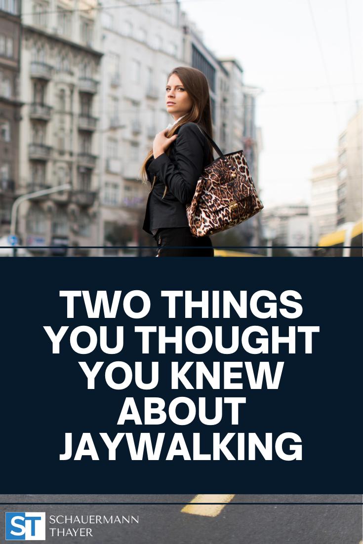 things_didn't_know_jaywalking
