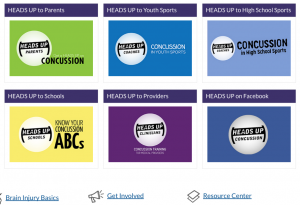 Cdc concussion resources 300x205