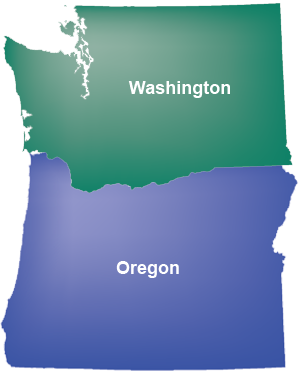 Washingtonoregon