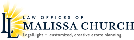 Law Offices of Malissa Church - Elder Law, Estate Planning, Non-Profit, and Small Business Advice