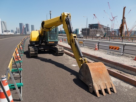 Highwayconstruction