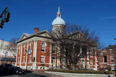 Augusta County Courthouse