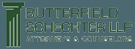 Butterfield Schechter LLP