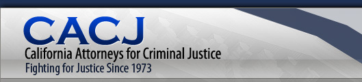 California attorneys criminal justice