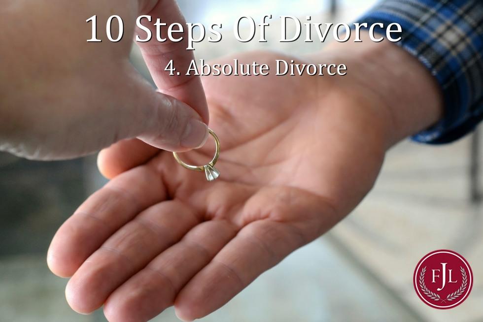 Jerkins Family Law 10 steps to divorce Absolute Divorce