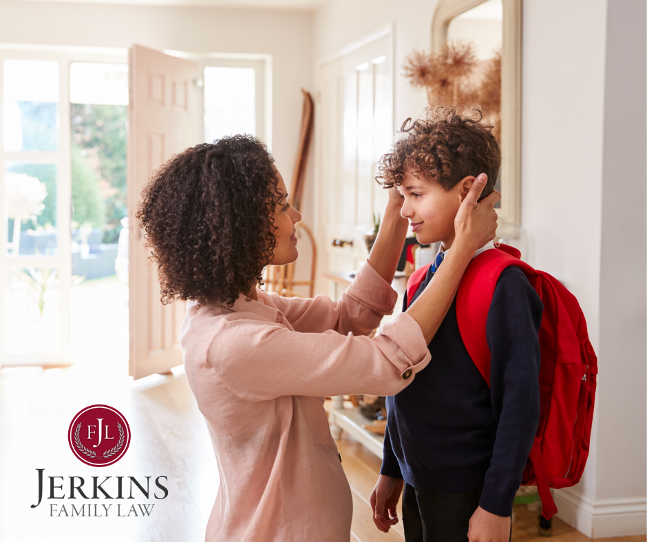 Jerkins Family Law Custody, Child Exchange and Denial of Parenting Time