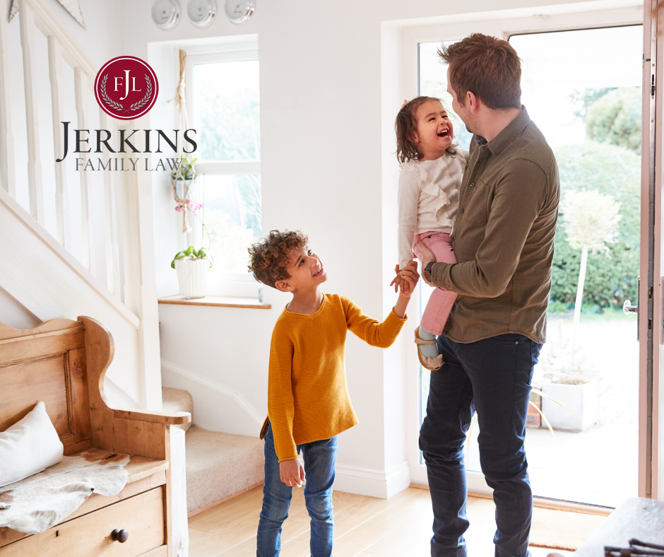 Jerkins Family Law Custody, Communication  Parenting Time