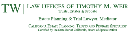 Law Offices of Timothy M. Weir