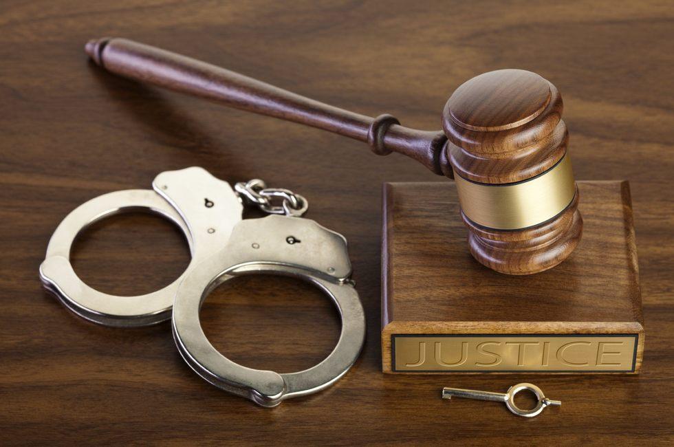 Handcuffs 20justice