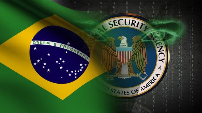 Brazil nsa spying