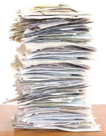 Paper pile lg1