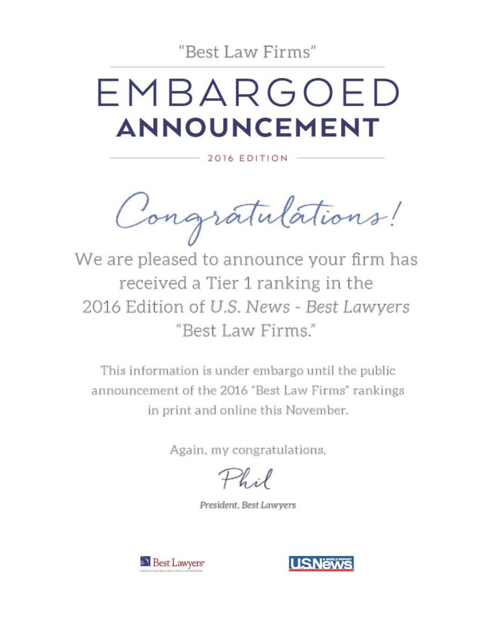 Best law firm 1