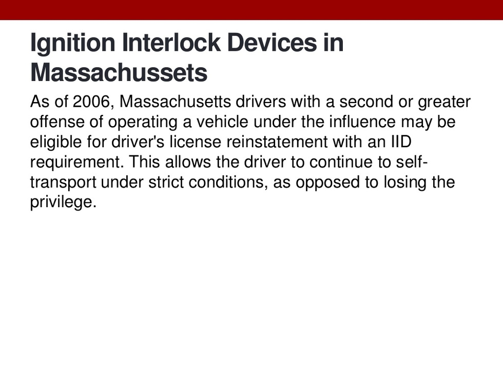 Attorney joseph bernard on ignition interlock devices 3 1024