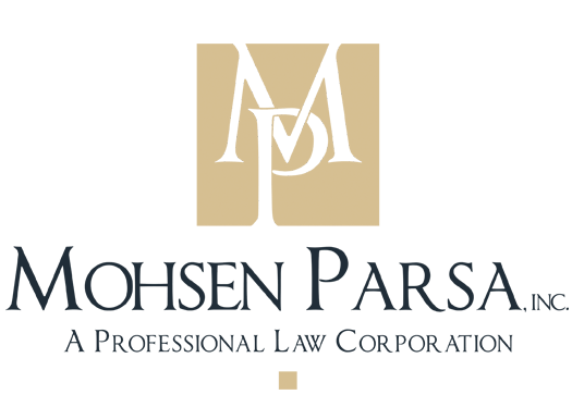Mohsen Parsa, Inc., A Professional Law Corporation