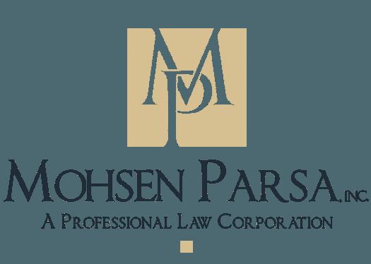 Mohsen Parsa, Inc., A Professional Law Corporation