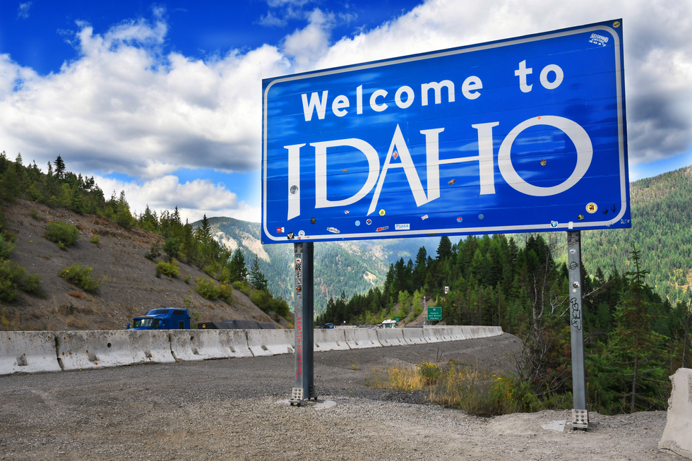 Welcome 20to 20idaho 20  20shutterstock