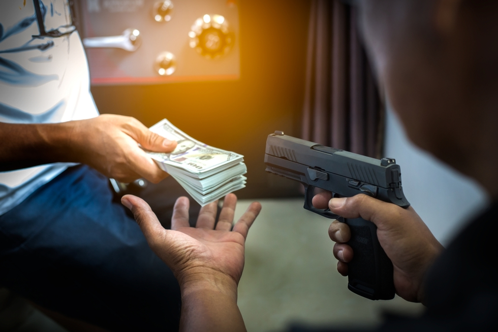 Idaho Robbery Attorney