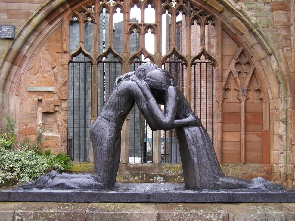 Reconciliation Statue