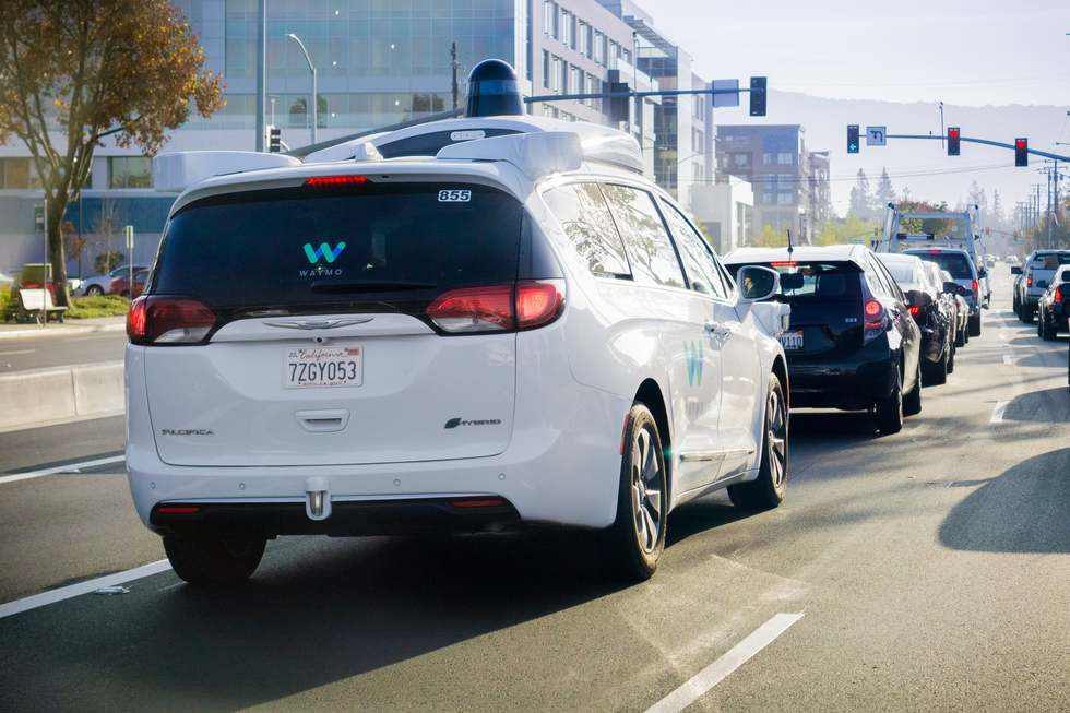"According to their website, waymo.com, ""we drive more than 25,000 autonomous miles each week, largely on complex city streets."""