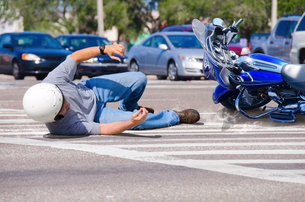 3 Lesiones por Accidentes de Motocicletas Más Comunes