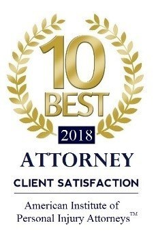 """10 Best Personal Injury Attorneys"" for Client Satisfaction in Florida"