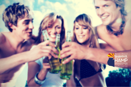 5 Most Common Ways Spring Breakers Can Get Arrested In Lake Havasu