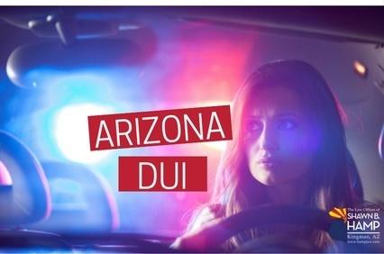 Arizona dui