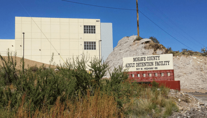 Information for Family and Friends of Inmates in Mohave