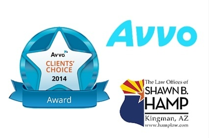 Lawyers.com client distinction award 1