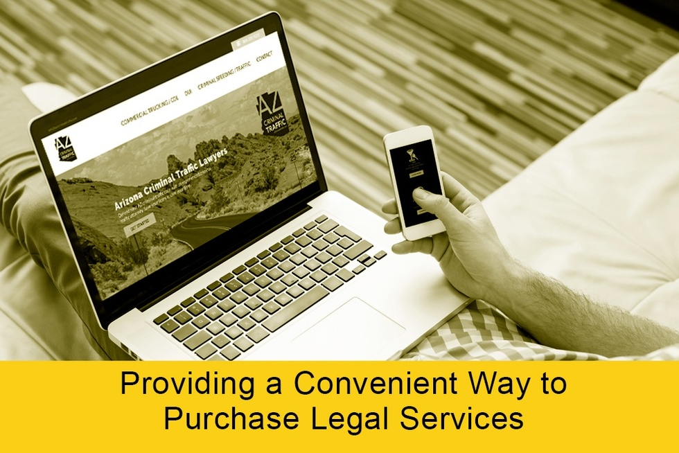 Purchase legal services