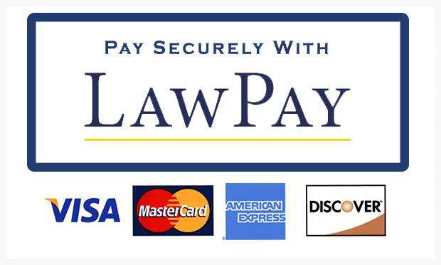 Law Pay Payment Button