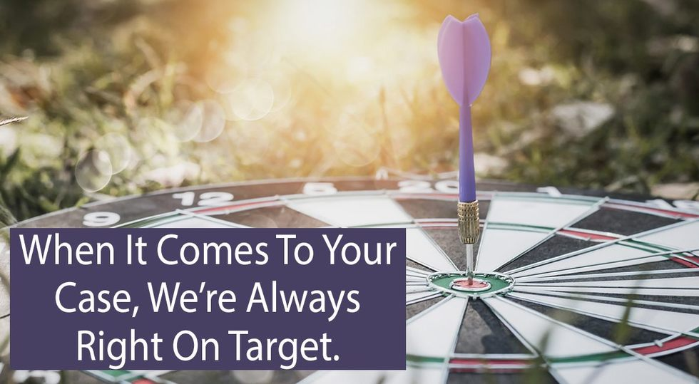 When It Comes to Your Case, We are always on target