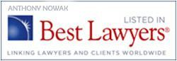 Tony nowak best lawyers