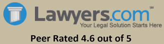 Lawyers com reviews