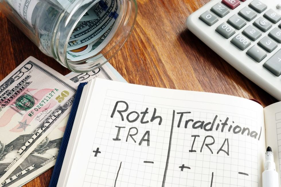 Retirement estate planning trusts Roth IRA