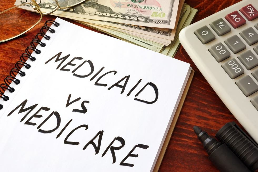 what is the difference between medicare and medicaid