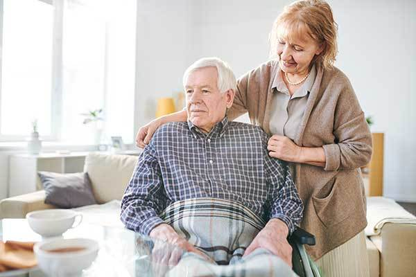 Caregiver spouse