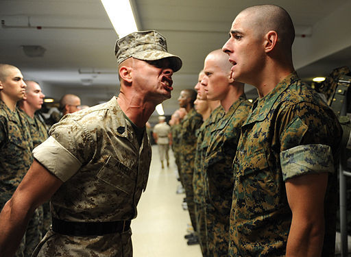 512px drill instructor at the officer candidate school