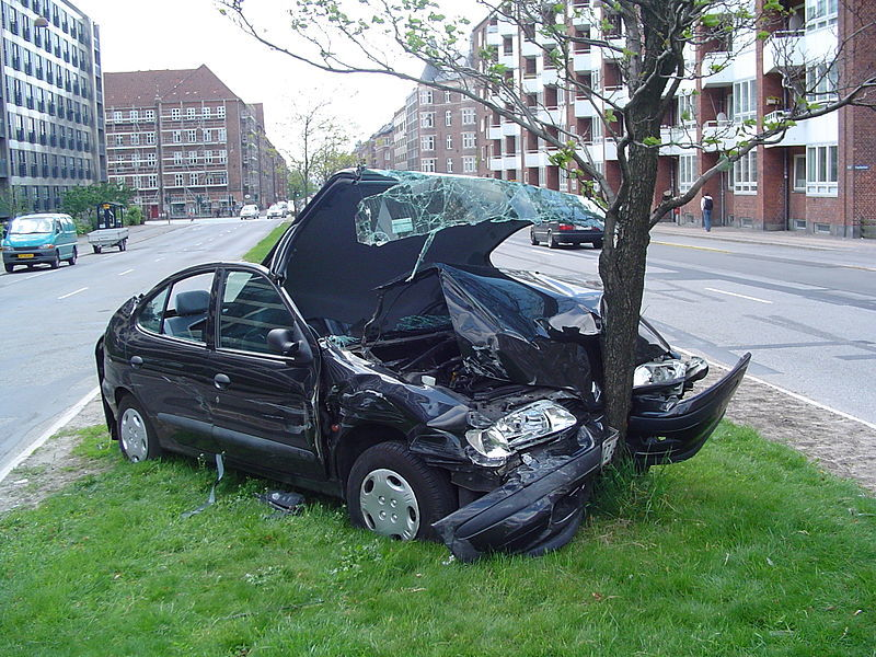 Car crash 1
