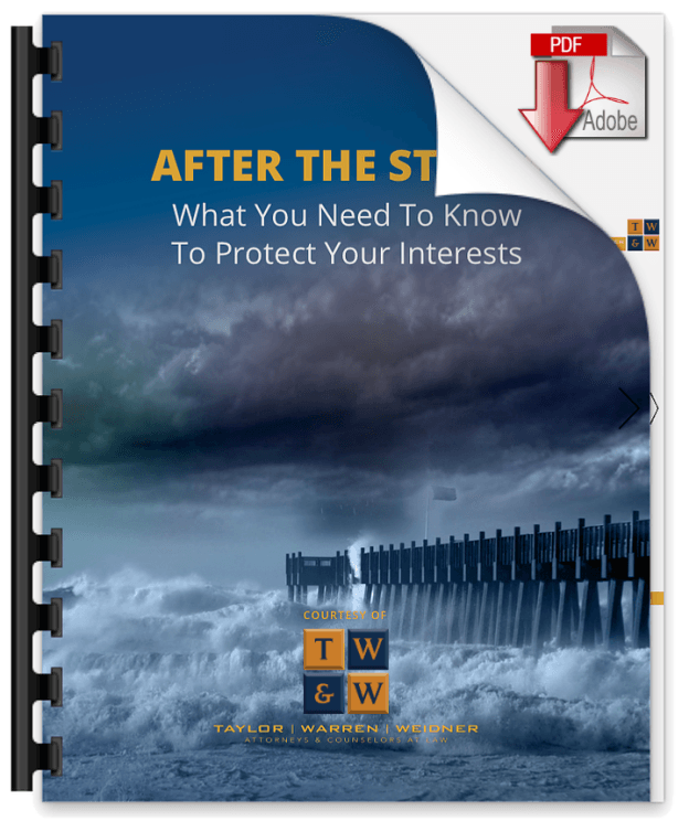 After the Storm How to File a Hurricane Insurance Claim Guide