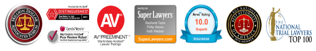 attorney accomplishments client reviews and peer ratings