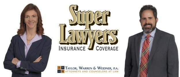 taylor warren weidner super lawyers in insurance coverage