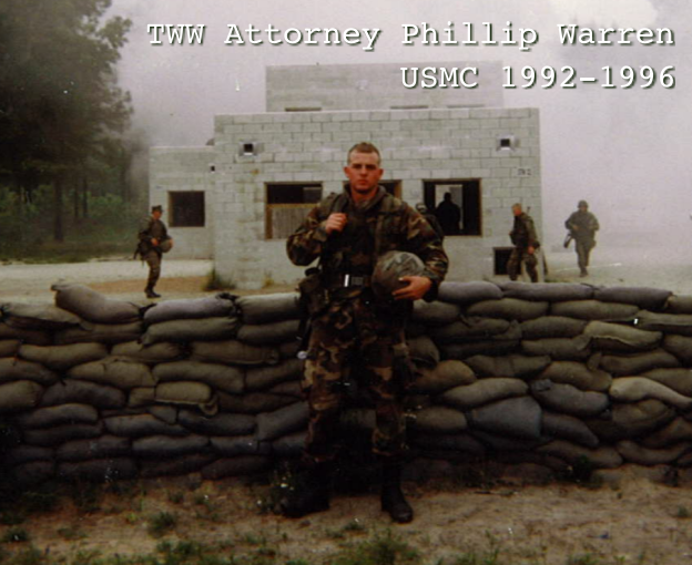 tww attorney phillip warren united states marine corps defective earplugs claims